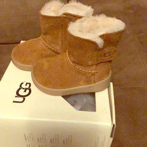 Baby girl ugh boots